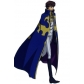 Code Geass Kururugi Suzaku Knight Cosplay Costume Free Shipping for Halloween and Christmas