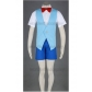 Detective Conan Conan Edogawa Cosplay School Uniform Free Shipping for Halloween and Christmas
