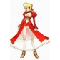 Fate Stay Night Saber Extra Cosplay Costume Free Shipping for Halloween and Christmas