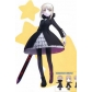 Fate Stay Night Saber Alter Cosplay Costume Free Shipping for Halloween and Christmas