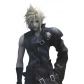Free Shipping Cloud Strife Cosplay Costume from Final Fantasy VII Advent Children for Halloween and Christmas