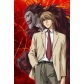 Free Shipping Death Note Light Yagami Cosplay Costume for Halloween and Christmas