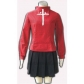 Fate Stay Night Tohsaka Rin Cosplay Costume for Halloween and Christmas