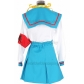 Free Shipping The Melancholy Of Haruhi Suzumiy Girl Cosplay School Uniform for Halloween and Christmas