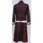 Free Shipping Hakuouki Chikage Kazama Cosplay Costume Custom Made for Halloween and Christmas