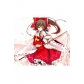 Touhou Project Reimu Hakurei Cosplay Costume Free Shipping Custom Made for Halloween and Christmas