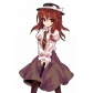 Free Shipping Touhou Project Usami Renko Cosplay Costume for Halloween and Christmas