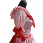 Touhou Project Remilia Scarlet Delux Cosplay Costume Custom Made for Halloween and Christmas