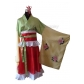 Touhou Project Hieda no Akyuu Cosplay Costume Free Shipping for Halloween and Christmas