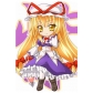 Free Shipping Touhou Project Yakumo Yukari Cosplay Dress for Halloween and Christmas