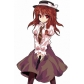 Touhou Project Usami Renko Cosplay Hat Free Shipping for Halloween and Christmas