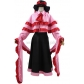 Free Shipping Touhou Project Nagae Iku Cosplay Costume for Halloween and Christmas