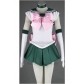 Sailor Moon Jupiter Kino Makoto Cosplay Costume Free Shipping for Halloween and Christmas