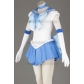 Sailor Moon Mercury Mizuno Ami Cosplay Costume Free Shipping for Halloween and Christmas