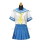 Free Shipping When They Cry Rena Ryuugu Cosplay Uniform for Halloween and Christmas