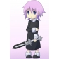 Free Shipping Soul Eater Crona Cosplay Costume and Wig Custom Made for Halloween and Christmas
