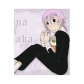 Free Shipping Soul Eater Crona Cosplay Costume Custom Made for Halloween and Christmas