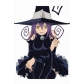 Soul Eater Blair Cosplay Costume Free Shipping Custom Made for Halloween and Christmas