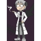 Soul Eater Franken Stein Cosplay Costume Free Shipping Custom Made for Halloween and Christmas