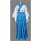 Gintama Shinpachi Shimura Cosplay Costume Free Shipping for Halloween and Christmas