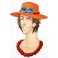One Piece Portgas D Ace Cosplay Accessary Free Shipping for Halloween and Christmas