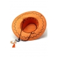 One Piece Portgas D Ace Orange Cosplay Hat Free Shipping for Halloween and Christmas