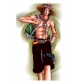 One Piece Portgas D Ace Cosplay Bag Free Shipping for Halloween and Christmas