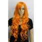 One Piece Nami Cosplay Long Wig Two Years Later for Halloween and Christmas
