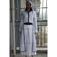 Bleach Ulquiorra Cifer Cosplay Costume Free Shipping for Halloween and Christmas