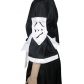 Bleach 8th Division Lieutenant Nanao Ise Cosplay Costume Free Shipping for Halloween and Christmas