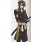 Hakuouki Souji Okita Cosplay Costume and Swords Free Shipping for Halloween and Christmas