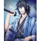 Free Shipping Hakuouki Souji Okita Cosplay Swords for Halloween and Christmas