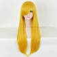 Arakawa Under the Bridge Nino Cosplay Wig Free Shipping for Halloween and Christmas